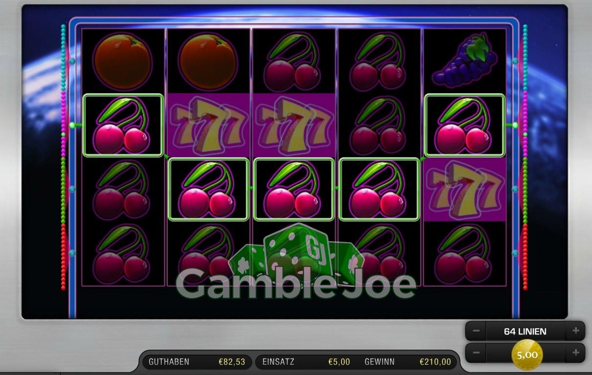 Fantastic Fruit 64 Gewinnbild von Matthias