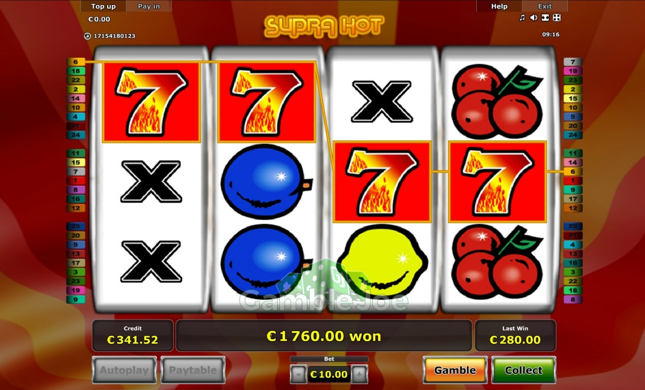 online casino portal slizing hot