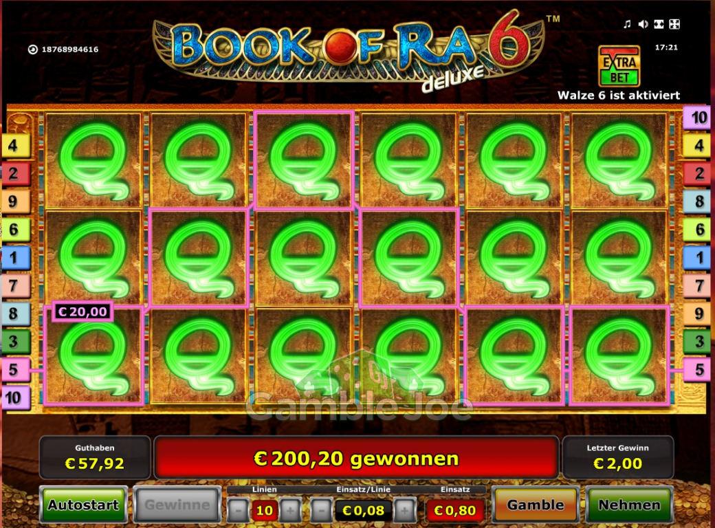book of ra gewinnbilder