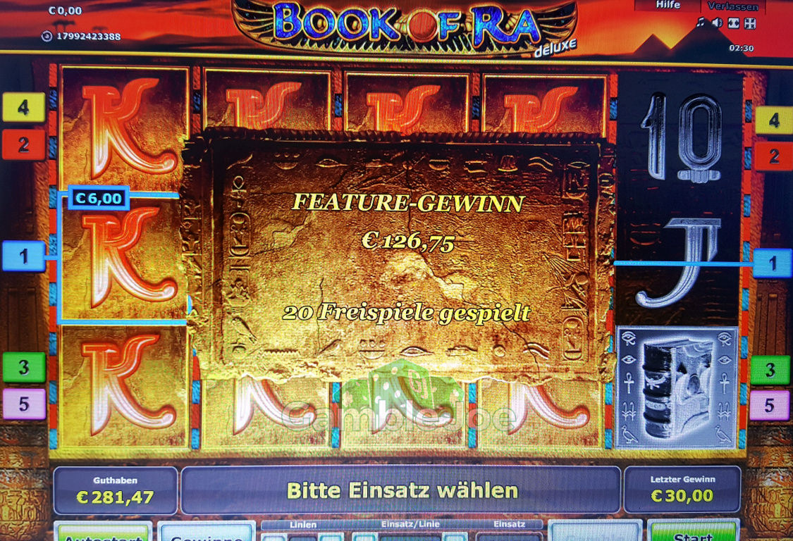 neues online casino book of ra gewinn bilder
