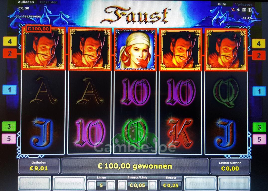 beste online casino forum faust