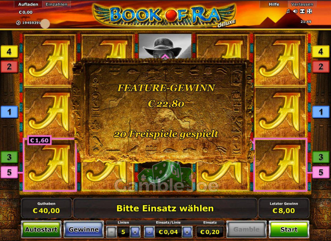 book of ra deluxe freispiele