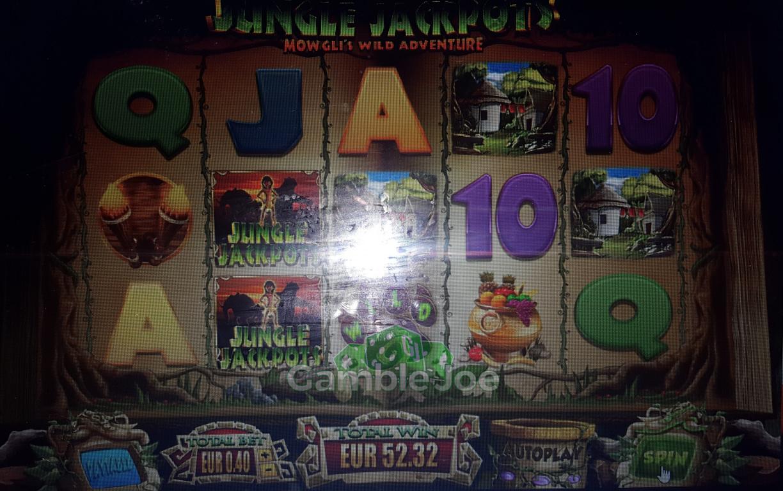 Jungle Jackpots Gewinnbild von Marcowenner2209