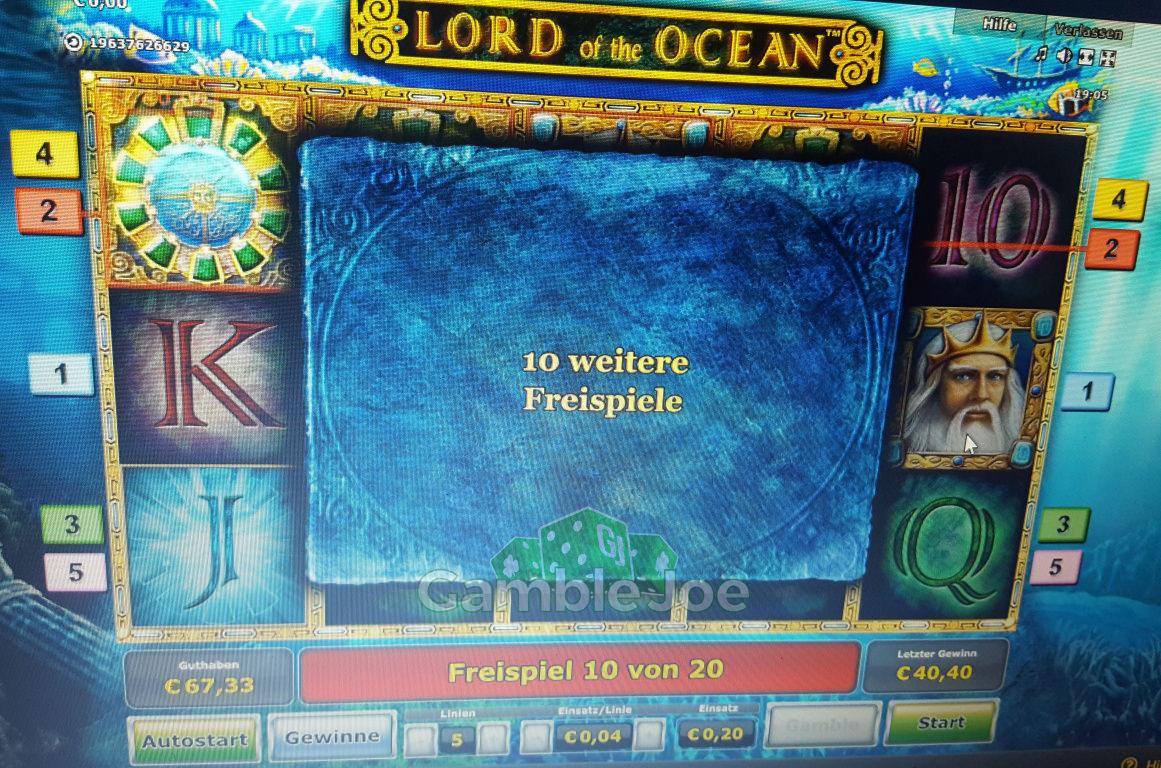 Lord of the Ocean Gewinnbild von Marcowenner2209