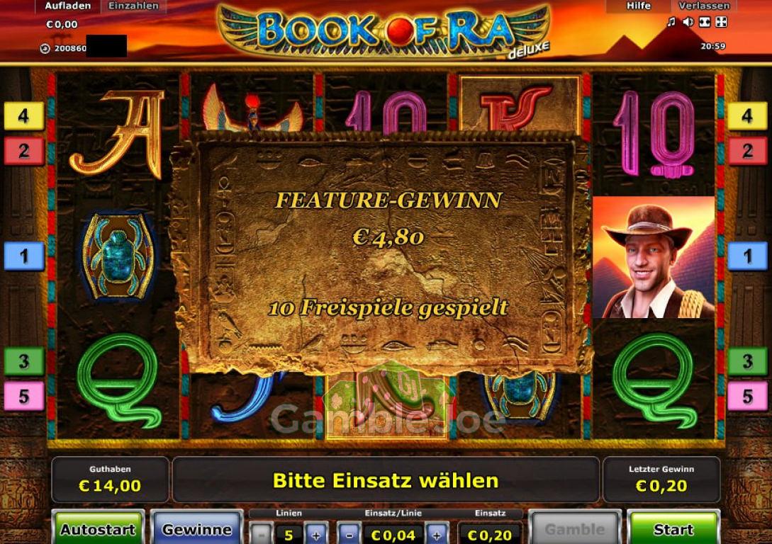 book of ra deluxe beschreibung