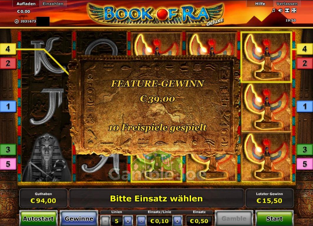 Book Of Ra D