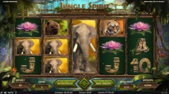 Elefanten in der Freispielserie
