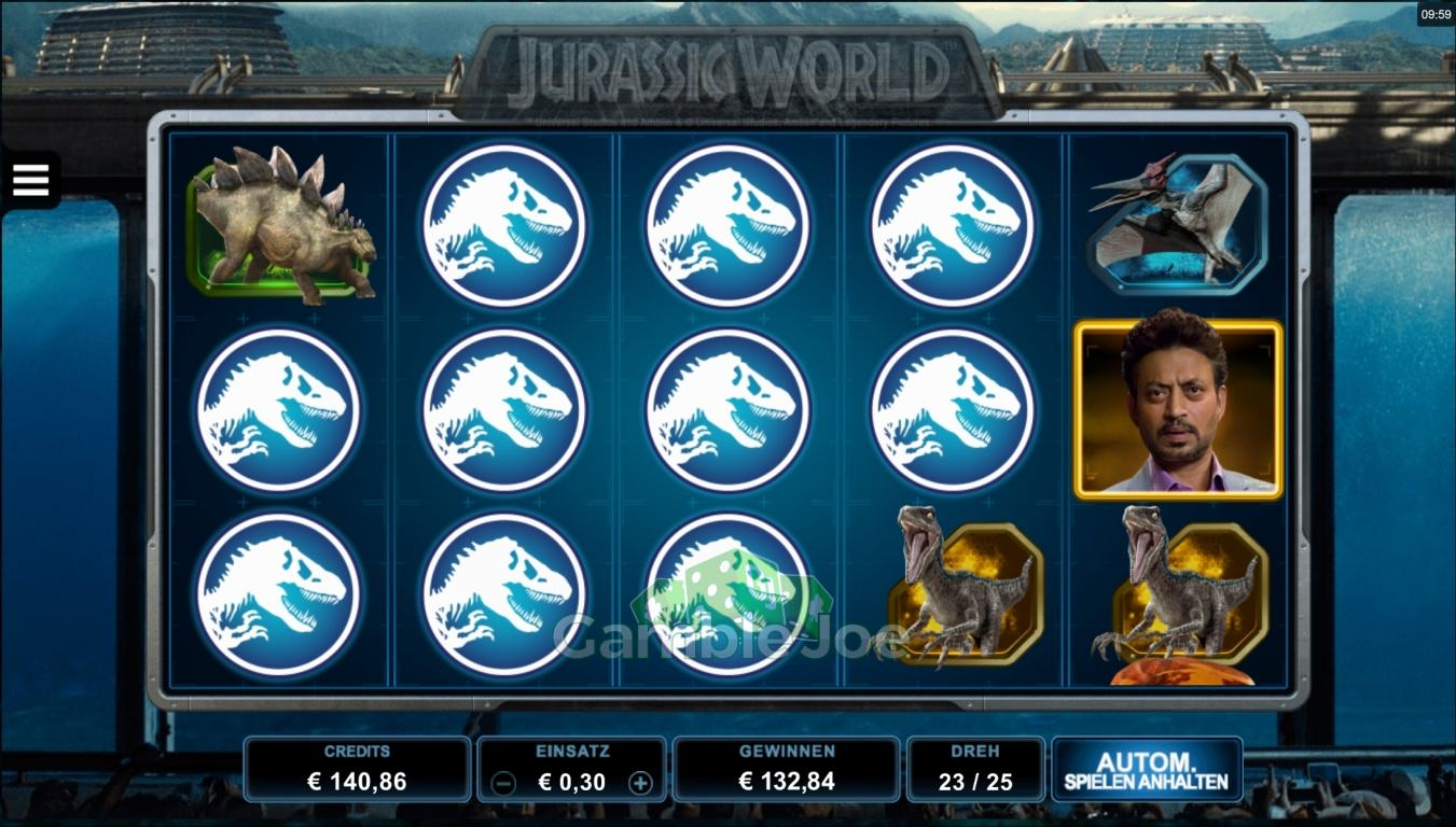 Jurassic World Gewinnbild von counter