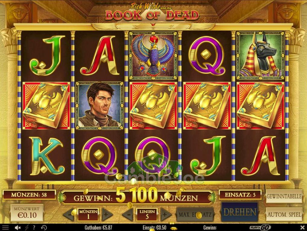 besten spiele im casino