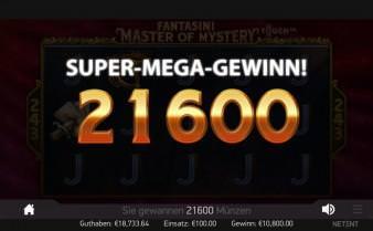 Super Mega Gewinn