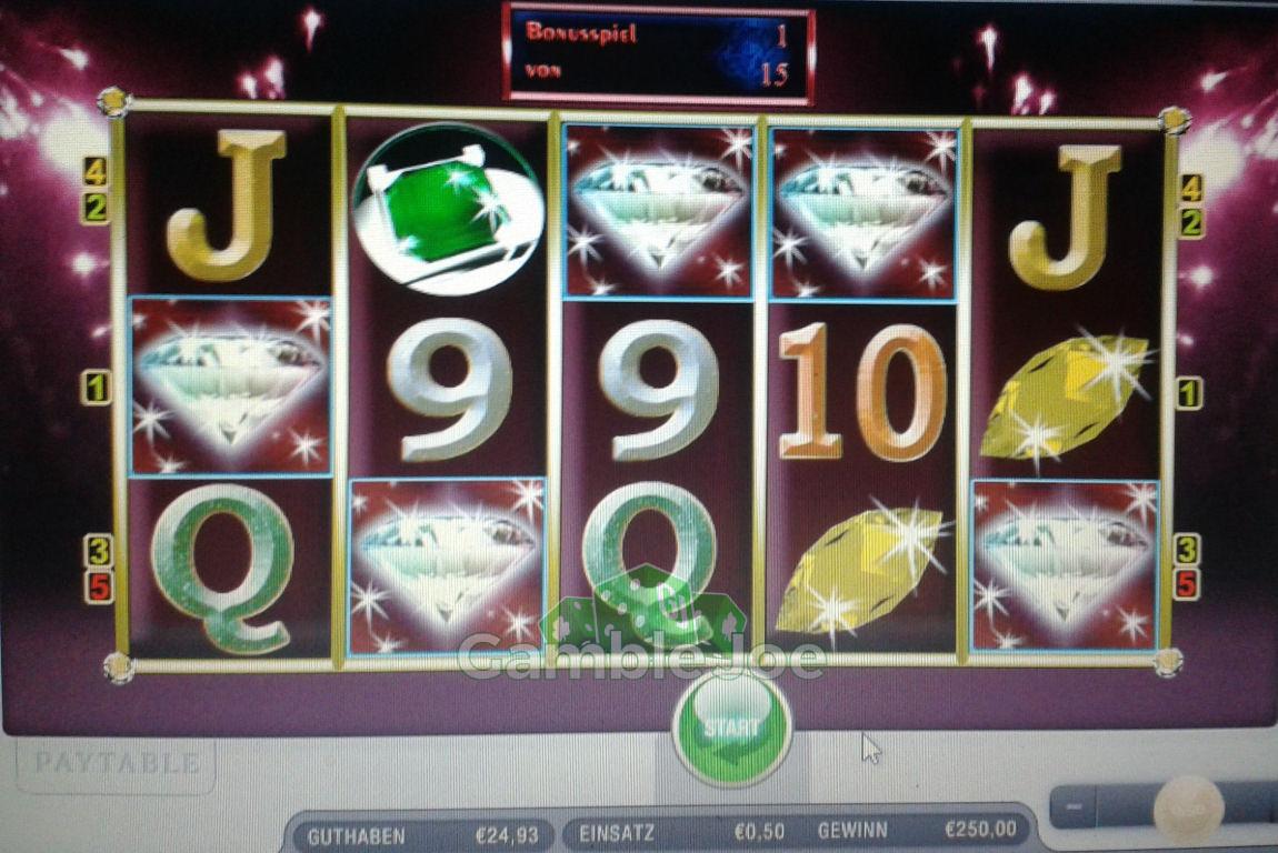 Diamond Casino Gewinnbild von Killerbean89
