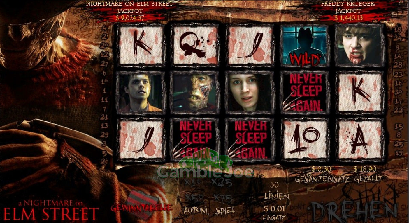 Elm Street Gewinnbild von dumdumurindanger