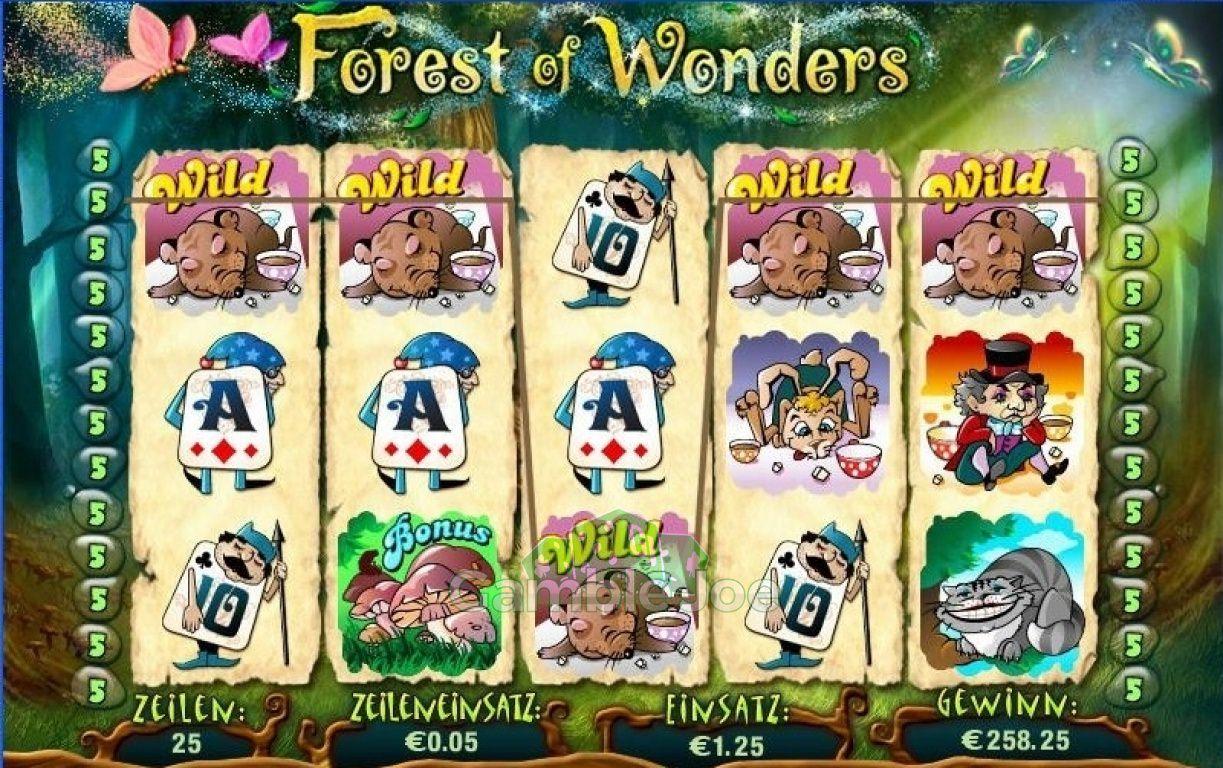 Forest of Wonders Gewinnbild von A****m