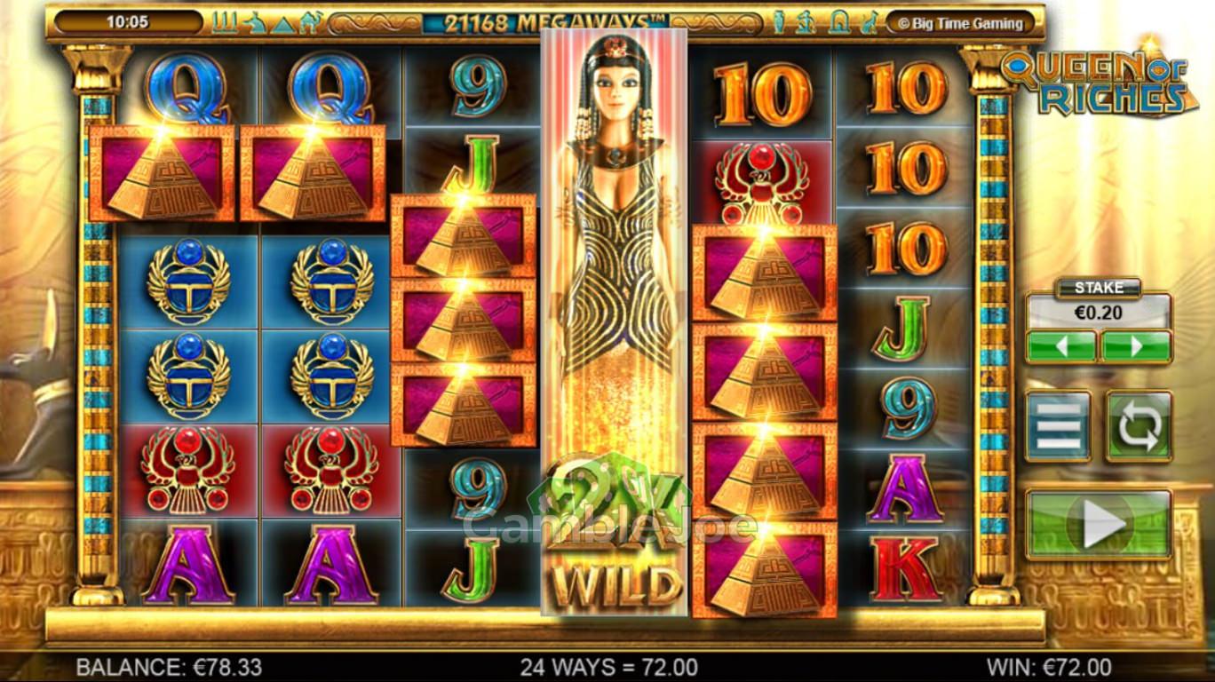 Queen of Riches Gewinnbild von PeterPauling