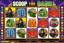 Scoop the Cash Gewinnbild