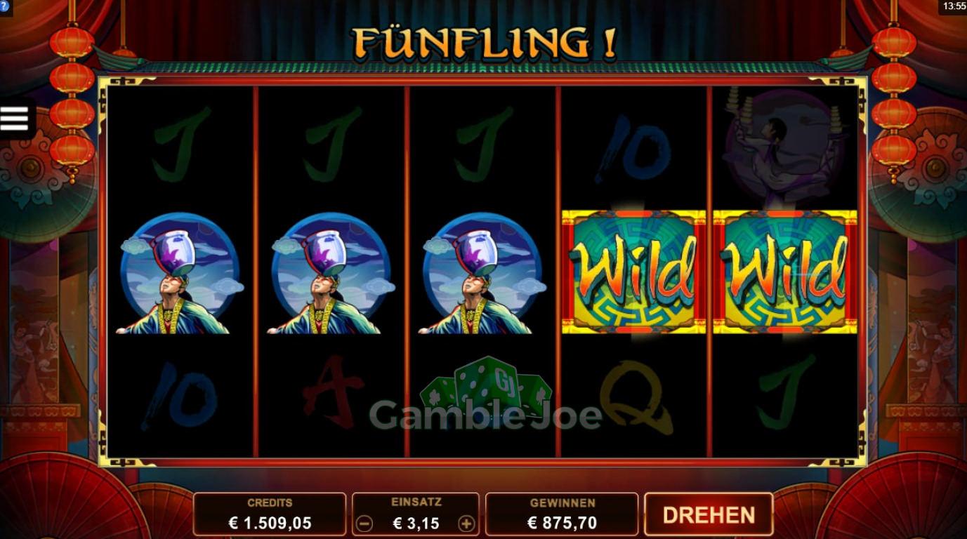 Spiele Six Acrobats Slots