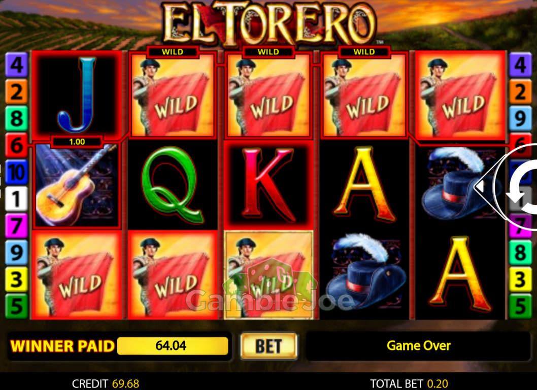 El Torero Gewinnbild von tontoo2