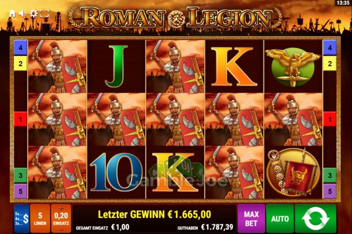 Roman Legion Gewinnbild von fjudgee