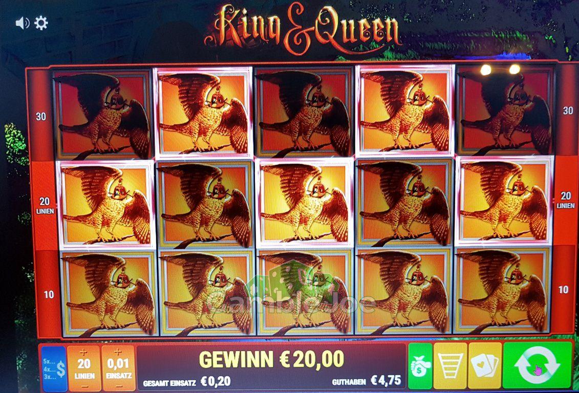 King and Queen Gewinnbild von J****r