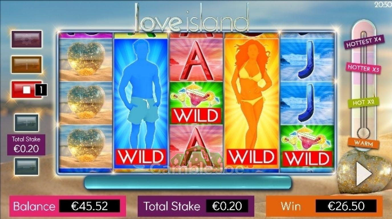 Love Island Gewinn