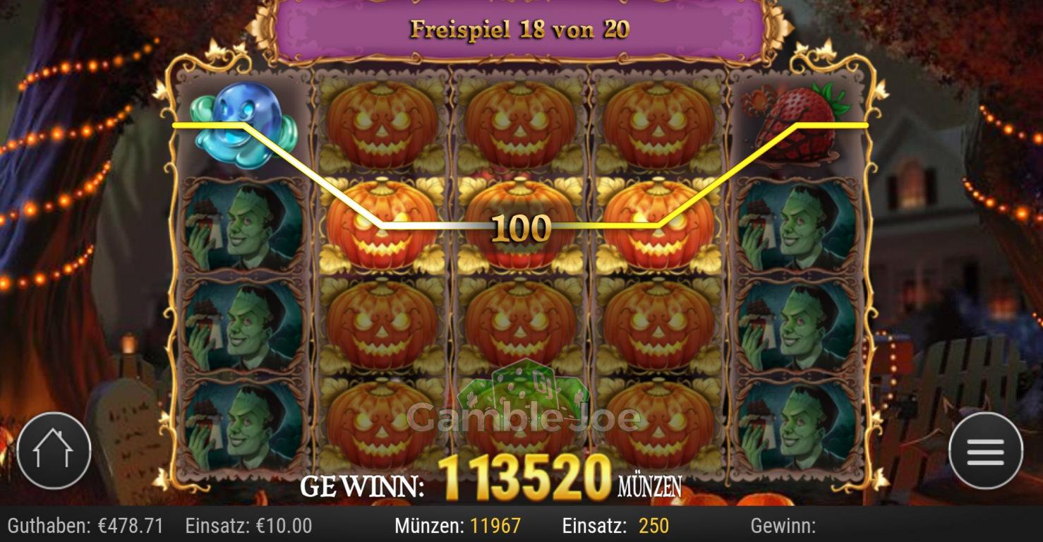 Happy Halloween Gewinnbild von 1234Hallo