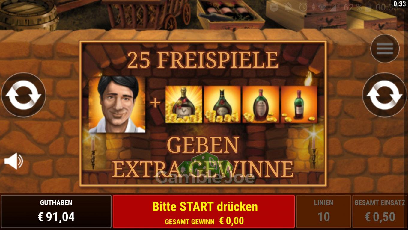 La Dolce Vita Gewinnbild von gamble23pb