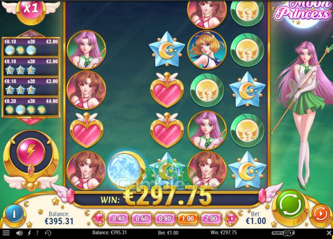 Moon Princess Gewinnbild von Sunnyundflo