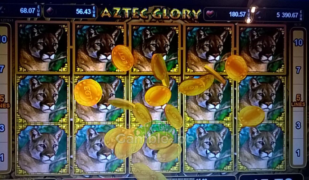 Aztec Glory Gewinnbild von Hightower