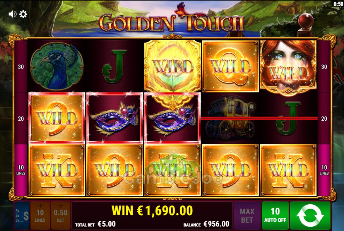 Golden Touch Gewinnbild von thebutcher85