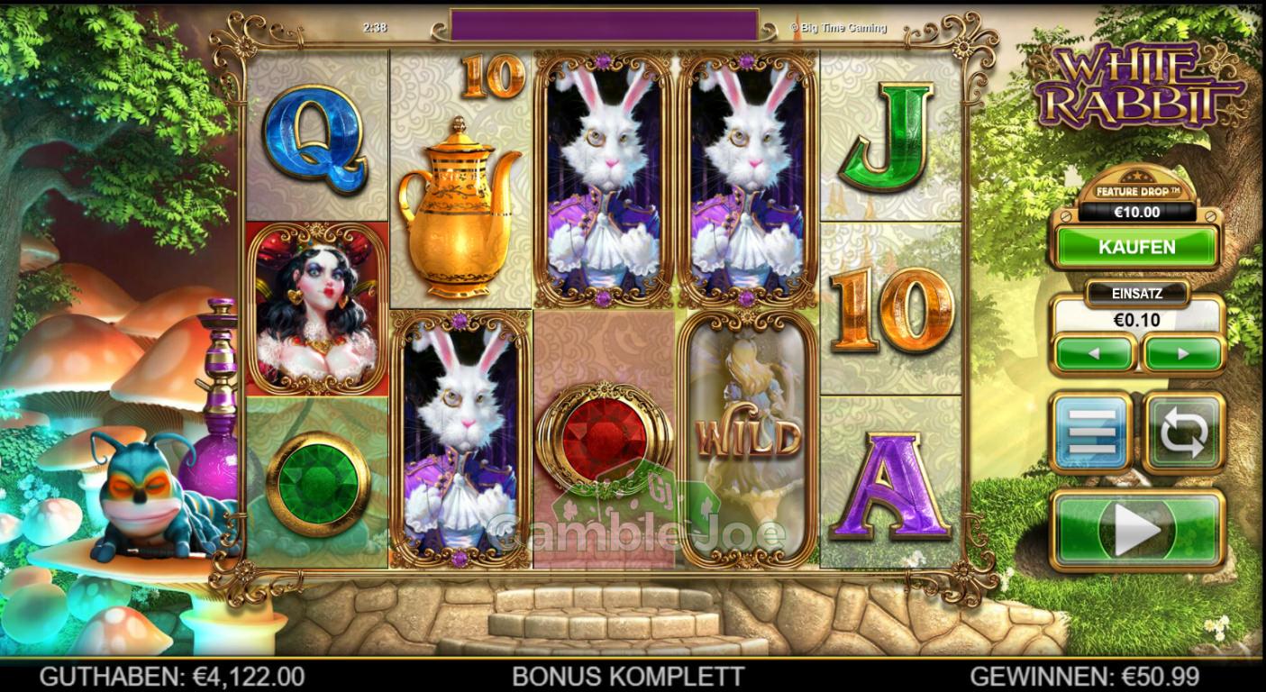 White Rabbit Gewinnbild von T0uchTheSky