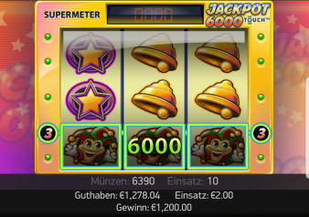 Jackpot Gewinner
