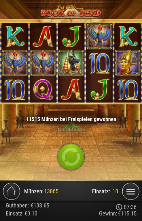 Book of dead freispiele alle bod casinos zamsino