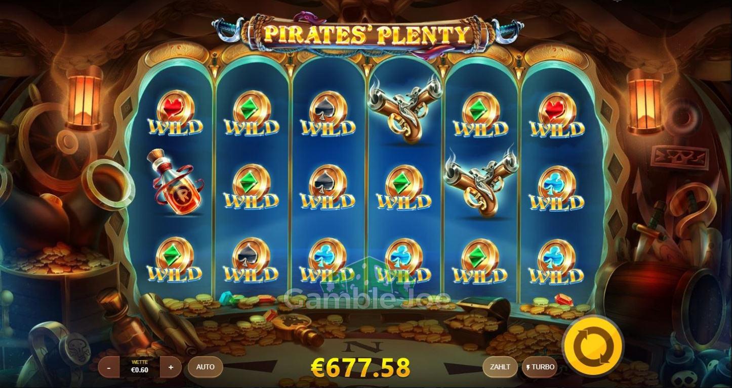 Pirates Plenty Gewinnbild von Seniorfips