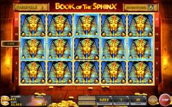 Book of the Sphinx Gewinnbild