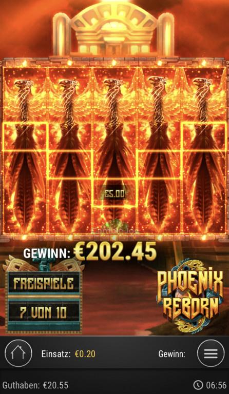 Phoenix Reborn Gewinnbild von Nienchen1980