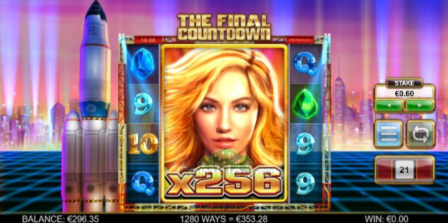 The Final Countdown Gewinnbild von Julian