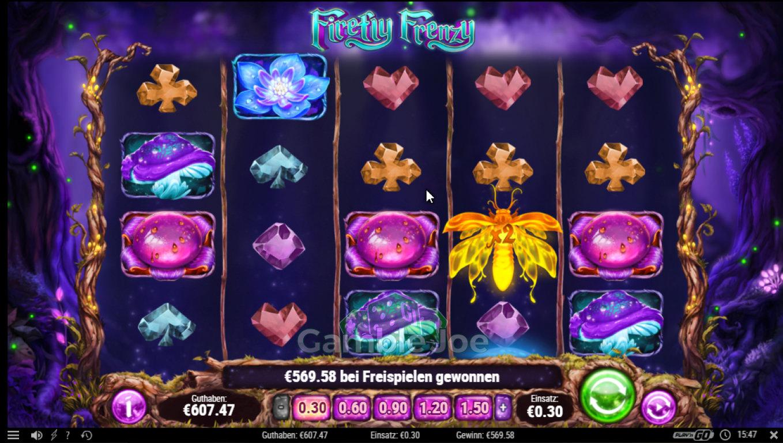 Spiele Fireflies - Video Slots Online