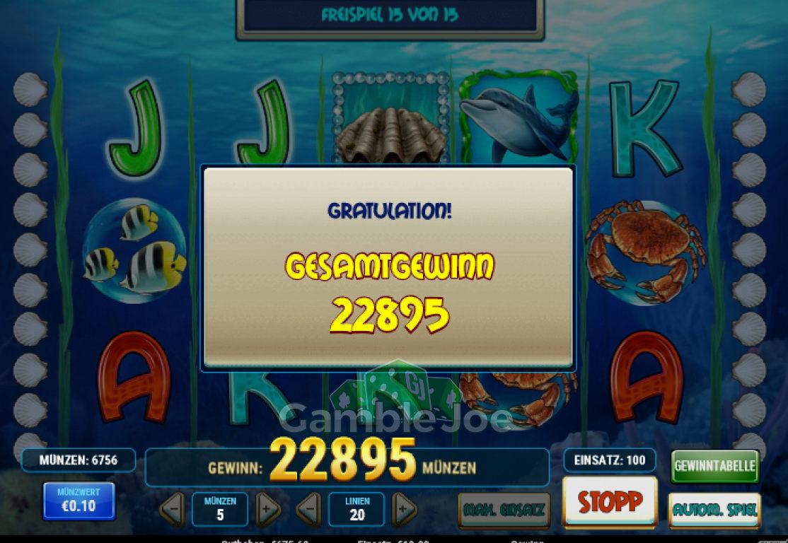 Pearl Lagoon Gewinnbild von Chris26