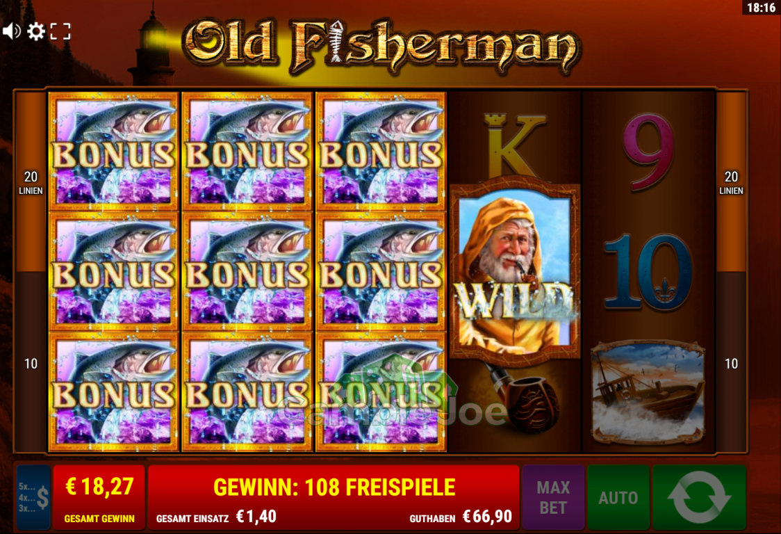 Old Fisherman Gewinnbild von chriss1808