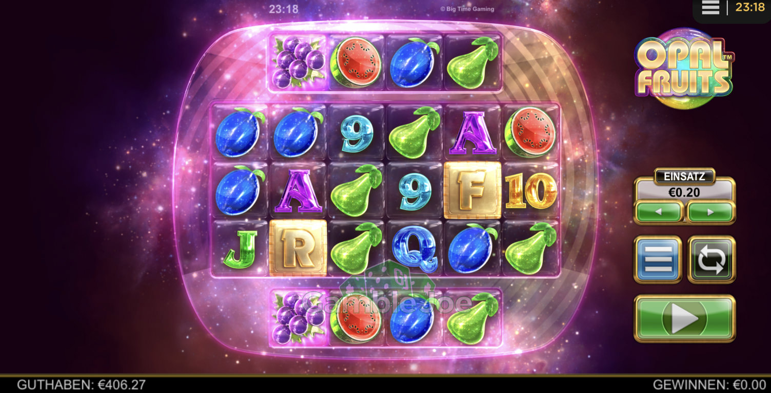 Opal Fruits Gewinnbild von WithoutWings