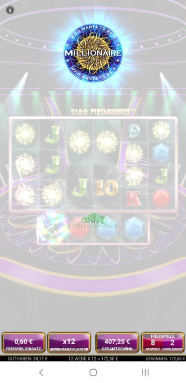 Who Wants to Be a Millionaire Gewinnbild von Imperium