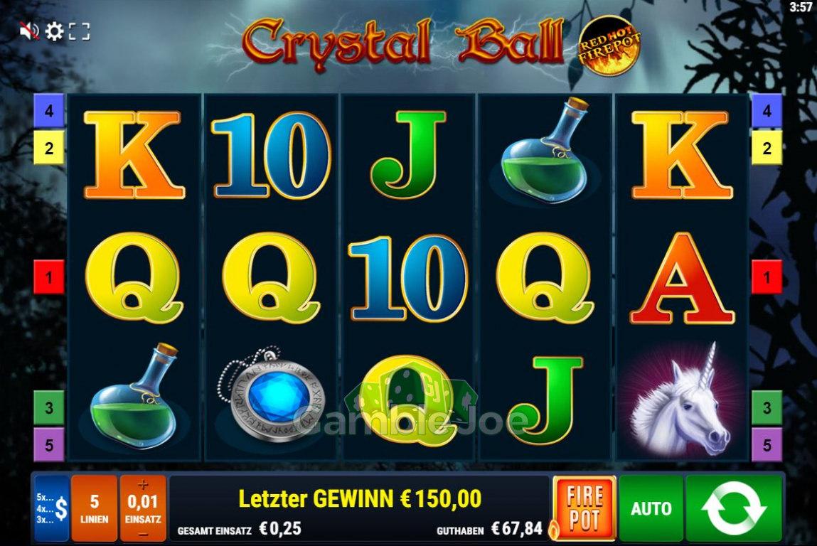 Crystal Ball Gewinnbild von lance8411