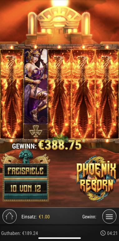 Phoenix Reborn Gewinnbild von Marcellovic