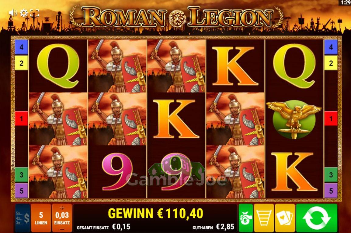 Roman Legion Gewinnbild von lance8411