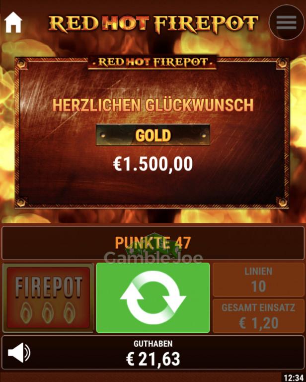 Spiele Explodiac - Red Hot Firepot - Video Slots Online