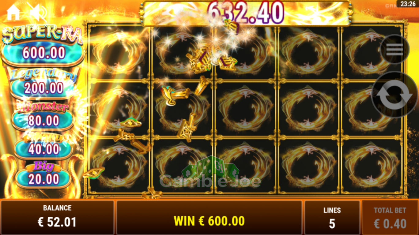 Spiele Fancy Fruits Respins Of Amun-Re - Video Slots Online