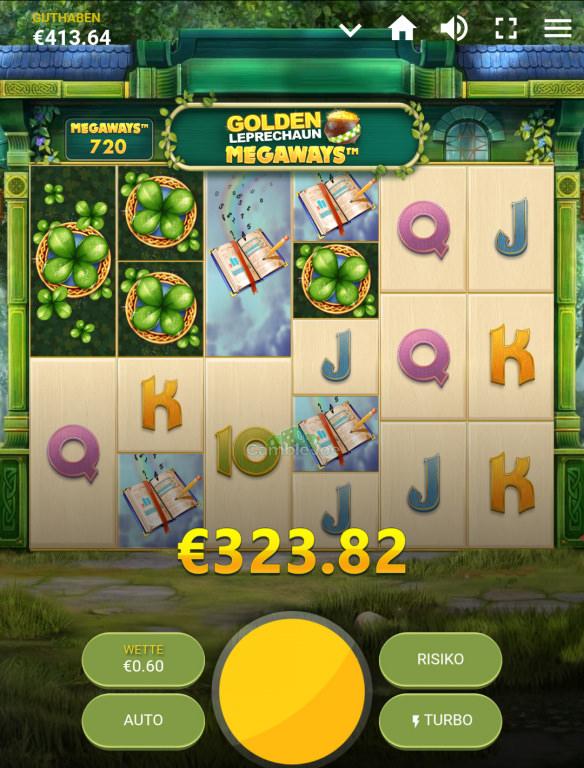 Spiele Golden Leprechaun Megaways - Video Slots Online