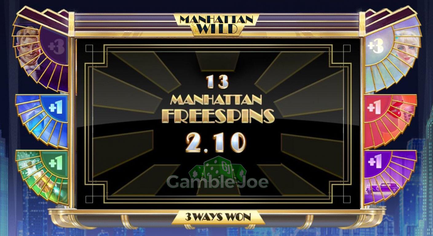 Spiele Manhattan Goes Wild - Video Slots Online