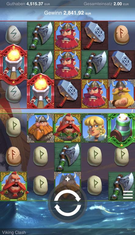 Viking Clash Gewinnbild von Henry