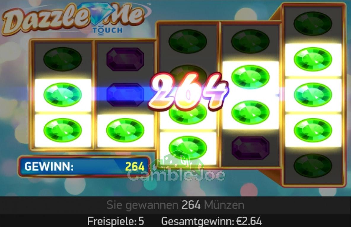 Dazzle Me Gewinnbild von Rebelllady26